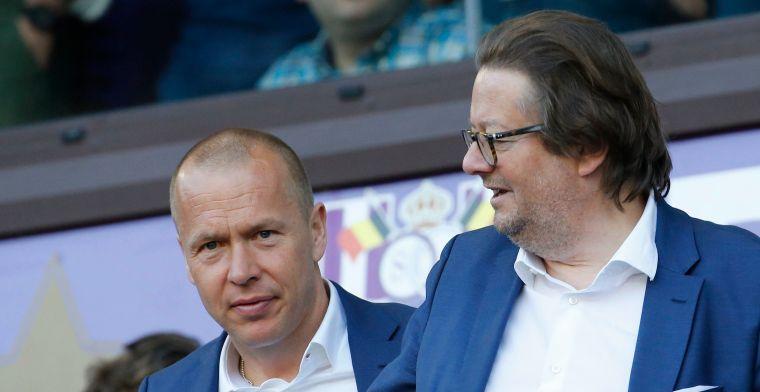 Plots is Zetterberg-nieuws verdwenen op website van RSC Anderlecht