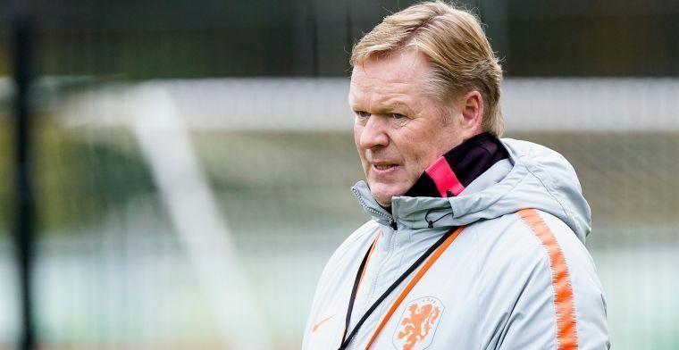 Oproep van Nederlandse bondscoaches: 'Zonder meer. Doen! Punt!'