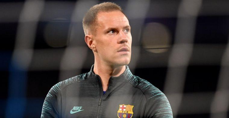 'Ter Stegen zegt nee tegen Barcelona en luidt nieuwe Onana-geruchten in'