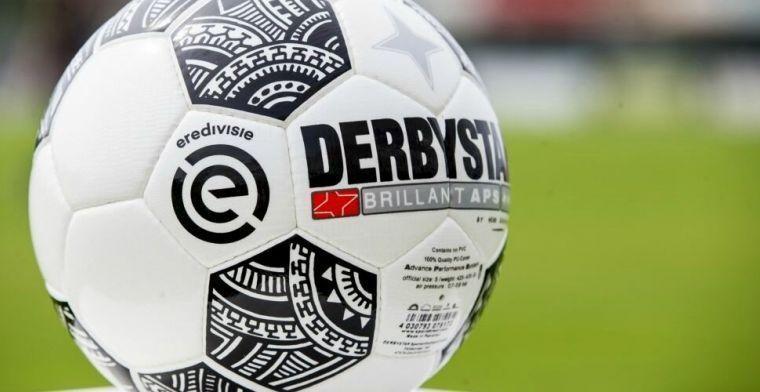 Seizoen in Nederland lijkt voorbij: geen Eredivisie en Eerste Divisie tot 1 juni
