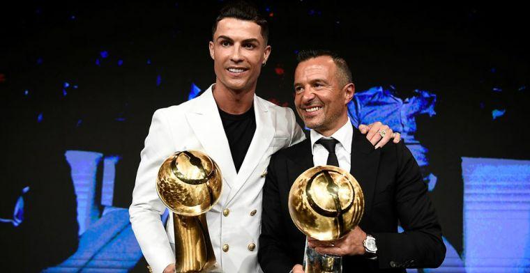 IC-afdelingen in Porto en Lissabon vernoemd naar Ronaldo en Mendes na noodhulp