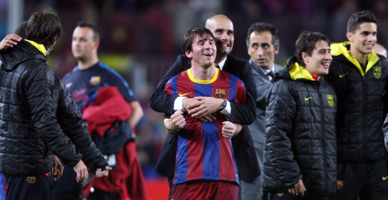 Messi en Guardiola dragen steentje bij en doneren ieder één miljoen euro