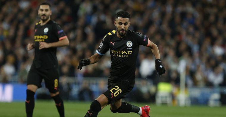 Manchester City wil niet meewerken aan Parijse Mahrez-plannen
