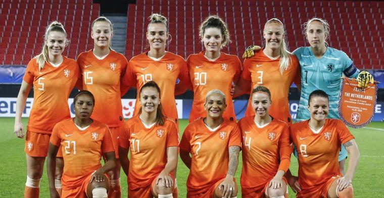 Olympische Spelen uitgesteld: Oranje Leeuwinnen dit jaar niet naar Tokio