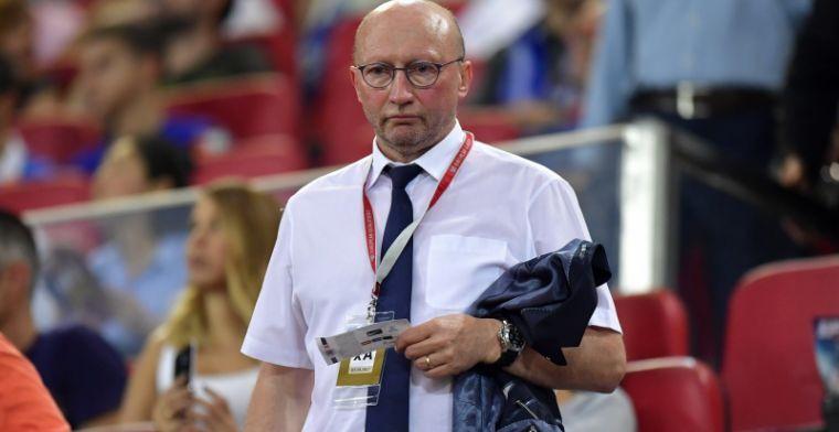 Van Puyvelde ziet China (en haar voetbal) rechtklauteren: Clubs anticipeerden