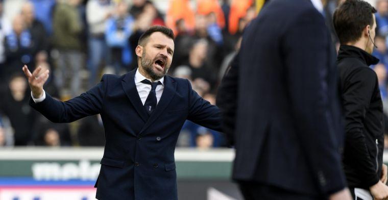 Leko, ex-trainer Club Brugge, voorspelt nog mooie tijden voor Anderlecht