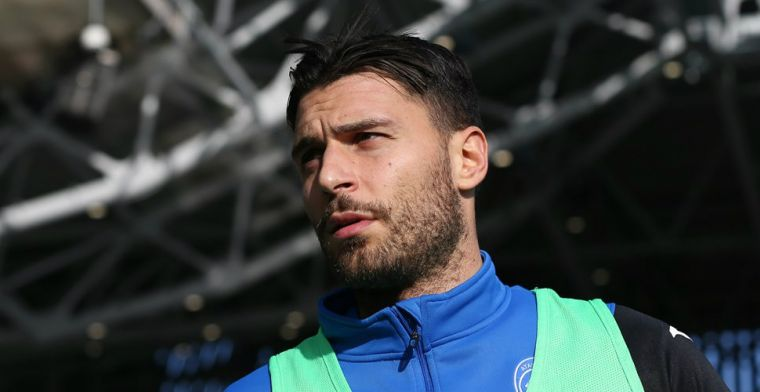 Geïsoleerd Atalanta heeft coronanieuws: positieve test voor doelman Sportiello