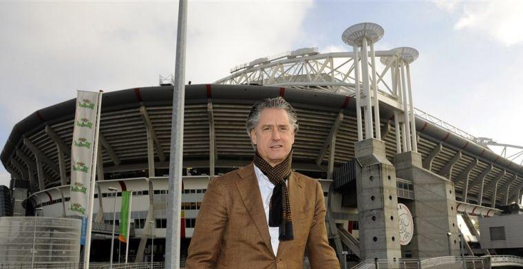 'Heftige' maatregel: De wedstrijden van Ajax kunnen nu ook van dat lijstje af