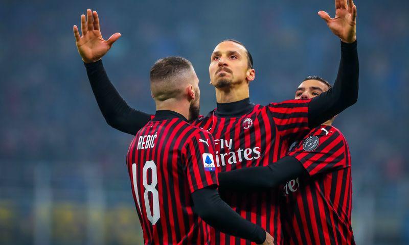 Afbeelding: 'Zlatan had ons het beslissende zetje gegeven, maar hij koos voor AC Milan'