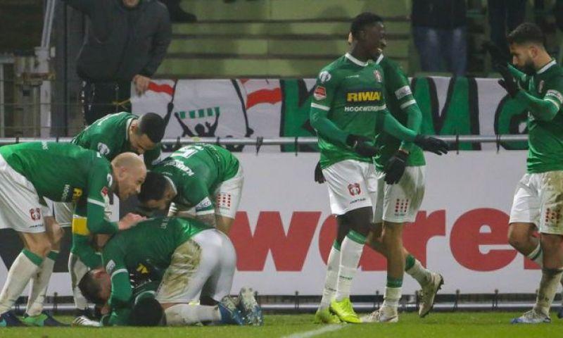 Afbeelding: KNVB schetst drie scenario's: 'Dat lijkt op dit moment wishful thinking'