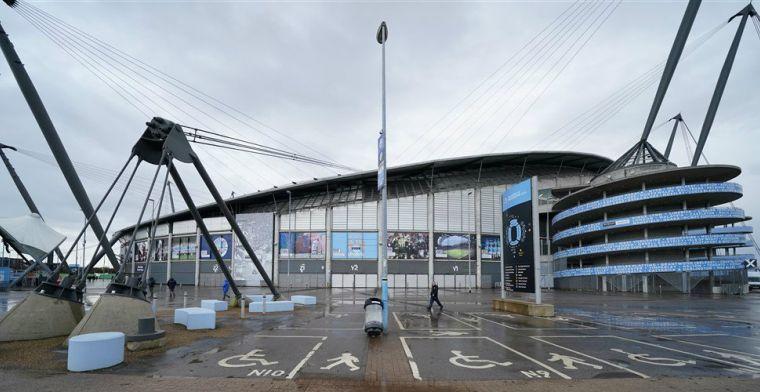 'Topclubs uit Engeland spannen samen tegen Manchester City'