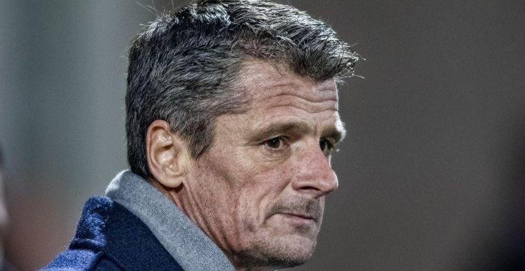 Zoetebier staat achter pikante Feyenoord-move: 'Jonk durft jeugd in te passen'