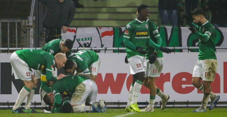 KNVB schetst drie scenario's: 'Dat lijkt op dit moment wishful thinking'