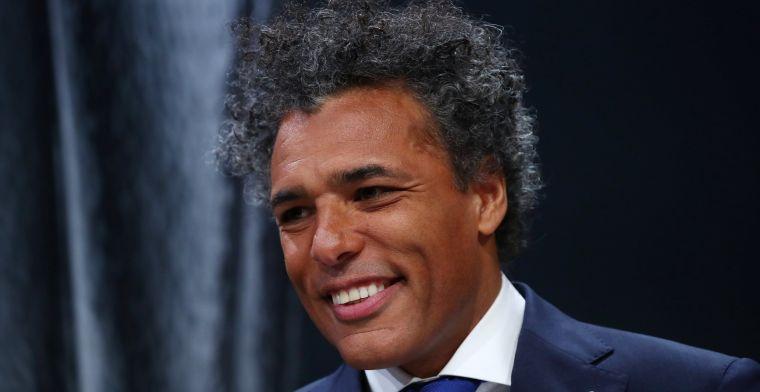 Van Hooijdonk lovend: 'Op zijn 34ste was hij één van de beste Eredivisie-spelers'