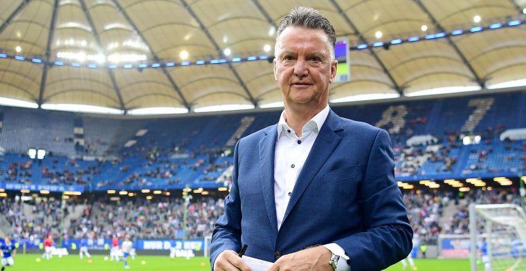 Van Gaal 'angstaanjagend' bij United: 'Hij kon heel emotioneel worden en huilen'