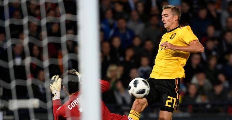 'Mogelijk derde Rode Duivel voor Leicester City'