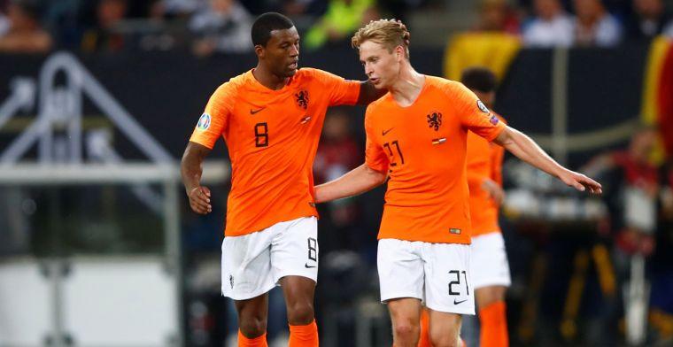 Oranje op EK 2021: voor welke drie middenvelders moet Koeman kiezen?