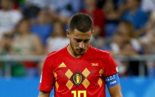 Afbeelding: Hazard: 'Ik zal niet worden afgerekend op dit seizoen bij Real Madrid'