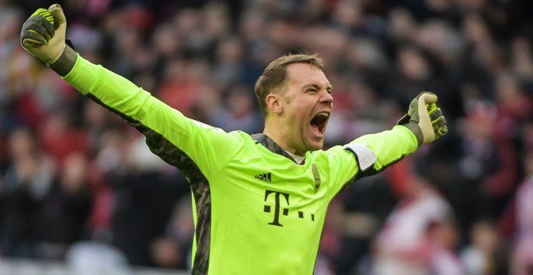 BILD: Neuer niet tevreden over aanbod, transfervrij afscheid na tien jaar dreigt
