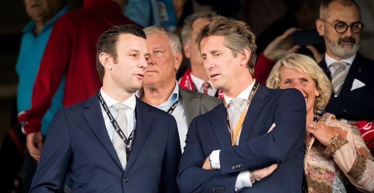 'We don't buy legends, we create them, dat heeft Ajax weer laten zien'
