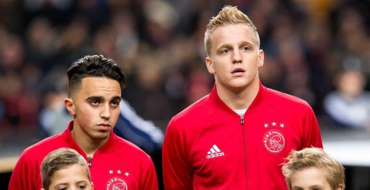 Ajax en familie Nouri komen er niet uit: 'De verhouding is minder warm geworden'