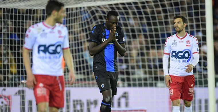 Diagne kon groepssfeer bij Club Brugge niet negatief beïnvloeden: 'Integendeel'