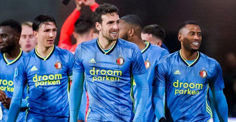 Nieuws bij Feyenoord: contracten van Botteghin en drie anderen opgezegd