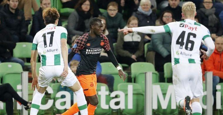 Bruma 'dankbaar' voor investering PSV: 'Hij wil dat de club en fans dit weten'