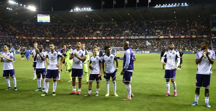 Was Anderlecht aan opmars bezig? Ze gingen nog Europees voetbal halen