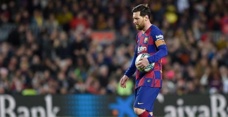 'Barcelona-spelers zeggen 'nee' tegen voorstel om salaris te korten'