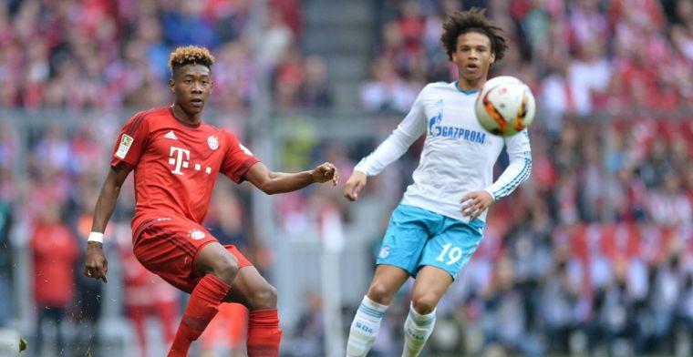 BILD: kamp-Alaba blokkeert ruildeal tussen Bayern en Manchester City