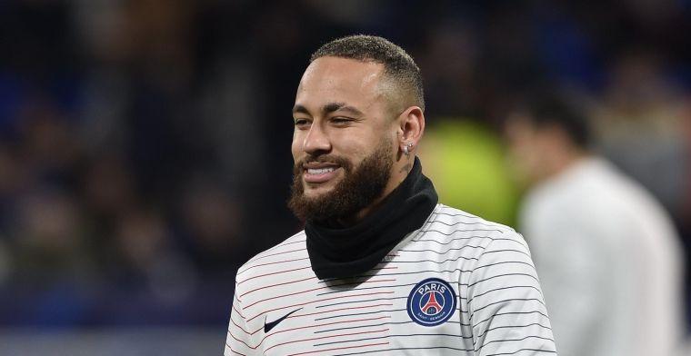 Corona heeft invloed op toptransfer Neymar: We wachten af