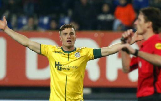 FC Groningen neemt Fortuna Sittard-aanvoerder transfervrij over: contract tot 2023