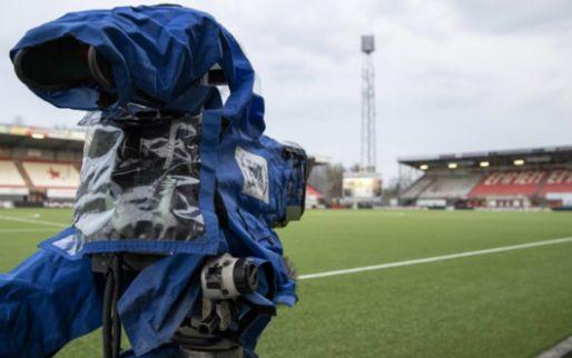 Ajax handhaaft koppositie op tv-ranking, ADO zorgt voor aardverschuiving