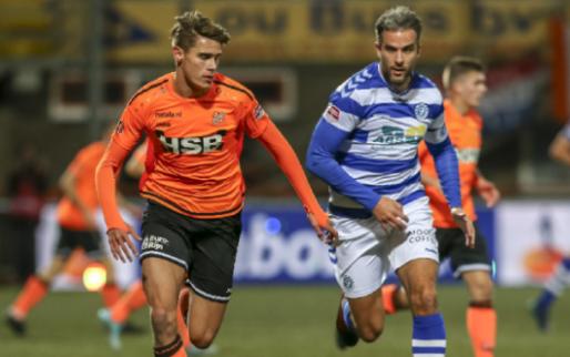 Afbeelding: 'Ajax en AZ zijn onder de indruk en bekijken 'nieuwe Matthijs de Ligt''