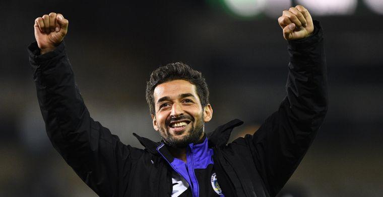 Messoudi (36) voor het eerst kampioen, maar: Mijn loopbaan eindigt hier