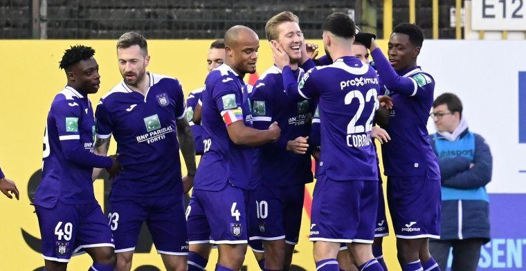 Van Binst ziet bizar probleem bij Anderlecht: Ondenkbaar in mijn tijd