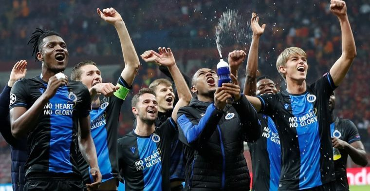 Zomertarget Club Brugge verlengt contract niet, Club kan profiteren