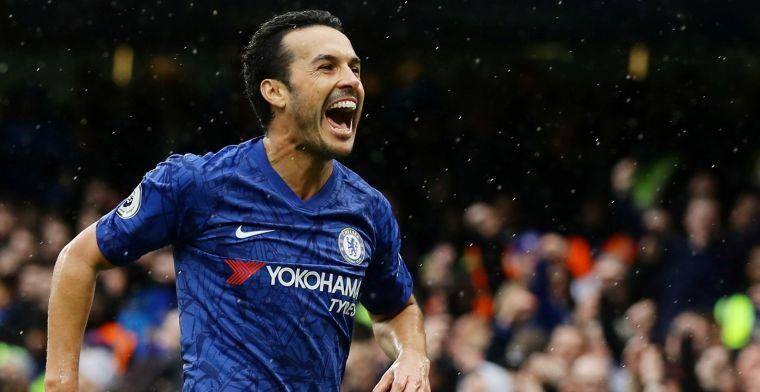 Concurrentiestrijd met Ziyech lonkt na Pedro-wending: 'Ik wil bij Chelsea blijven'