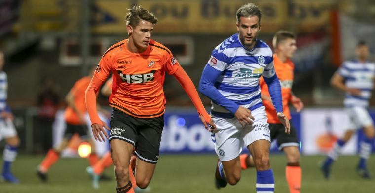 'Ajax en AZ zijn onder de indruk en bekijken 'nieuwe Matthijs de Ligt''
