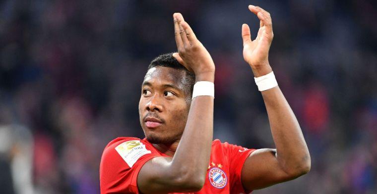 Geen sprake van ruil tussen Bayern en City: Rummenigge ontkracht Alaba-geruchten