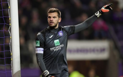Van Crombrugge komt zelf met nieuws over zijn toekomst bij Anderlecht