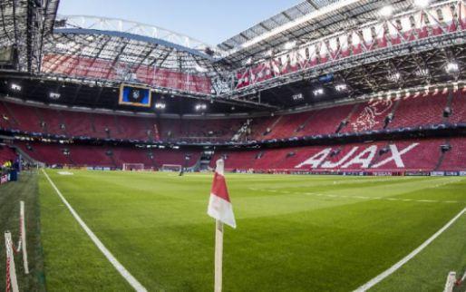 Nieuwtje van Driessen: 'Ajax hoopt dat competitie vandaag al afgelopen is'