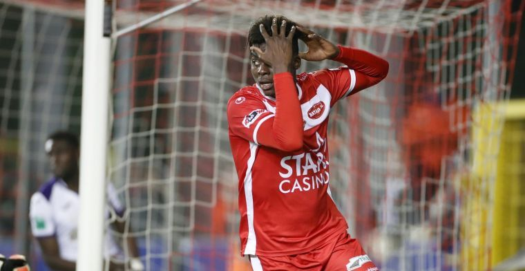 Update: 'Contract Boya loopt af, clubs melden zich bij Moeskroen'