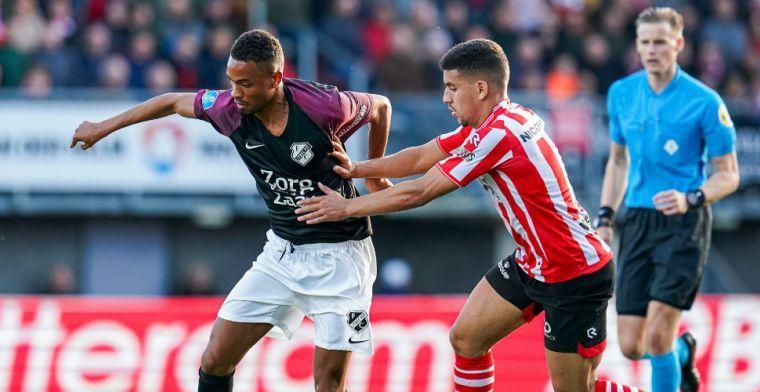 Utrecht-huurling denkt aan transfer: 'Niet meer op de leeftijd om nog te wachten'