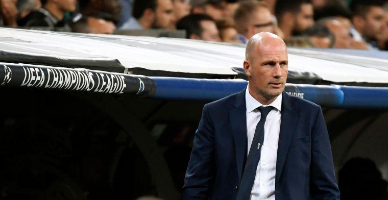 Clement maakt zich vrij voor vragen van fans Club Brugge