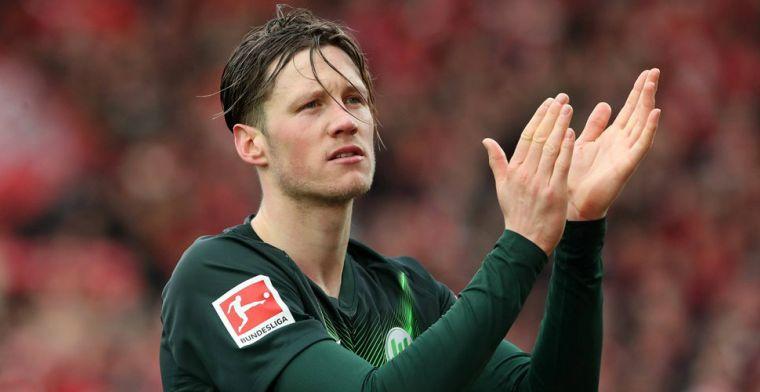 Weghorst niet bij hervatte training: 'Ik zei: sorry, ik ga naar mijn familie'