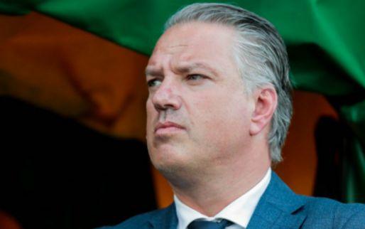 Afbeelding: Eredivisie CV-directeur: 'Uitspelen met publiek steeds minder realistisch'