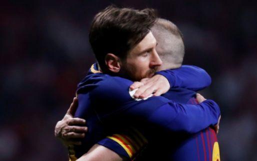 Afbeelding: Luis Enrique: 'Hij lijkt qua talent nog het meest op Lionel Messi'