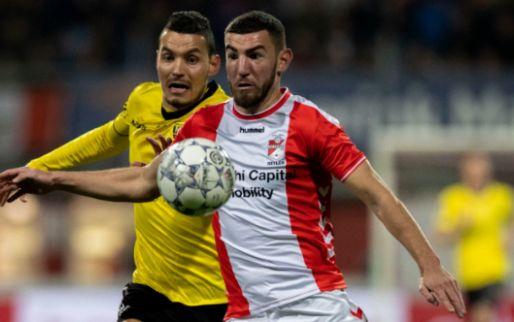 Afbeelding: FC Emmen licht optie van Heylen niet: